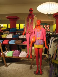 Do you make these mistakes with your In-store Clothing Displays ...
