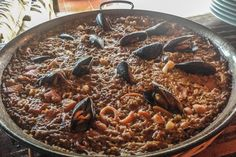 La paella del senyoret, Costa de Maresme, Barcelona