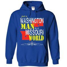 Washington Man In A Missouri World