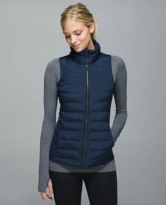 Inkwell Fluffed Up Vest