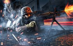 Rumor: Battlefield 5 se passará na 1ª Guerra Mundial e deve chegar em outubro! - EExpoNews