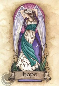Angel Easter Tales MIKE and MINDA