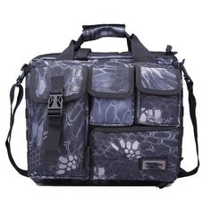 (77.66$)  Watch here - http://aiij5.worlditems.win/all/product.php?id=32691768037 - Messenger Bag Military Multifunction Shoulder Pack Cossbody Bags Laptop Handbag