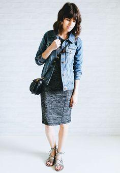 a31c237c0d7f3 caspsule wardrobe unfancy Mom Wardrobe, Capsule Wardrobe Mom, Lace Up  Sandals, Sandals Outfit