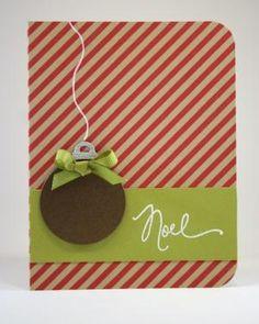 cute Christmas card by kimberley