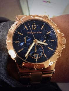 Wrist Game #Michaelkors #Rosegold #fashion #jewelry #armcandy #ice #goldgang #fly #abe #based