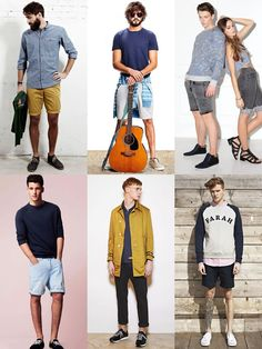 Men's Classic and Timeless Festival Outfit Inspiration Lookbook
