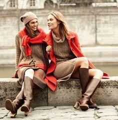 Knee High Boots by MaxMara