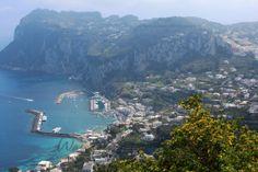 Island of Capri Capri, Italy, River, Island, World, Photography, Outdoor, Outdoors, Italia