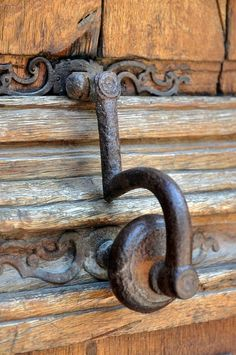 *Old Door Knocker