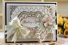 Card Making Ideas by Becca Feeken using Spellbinders Dies - www.amazingpapergrace.com