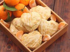 Tangerine Scones