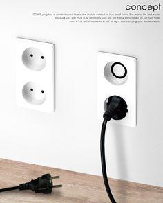 Yanko Design » The Any Way Socket