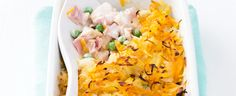 Zapečené kuřecí maso Fried Rice, Fries, Ethnic Recipes, Food, Essen, Meals, Nasi Goreng, Yemek, Stir Fry Rice