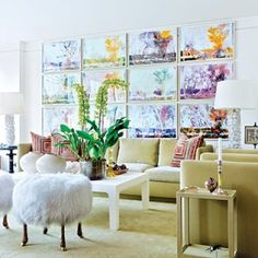 Tour Interior Designer Mark Epstein's Eclectic Bachelor Pad in Manhattan's Fabled UN Plaza