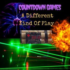 Different Kinds, Games To Play, Puzzle, Challenges, Neon Signs, Birthday, Party, Puzzles, Birthdays