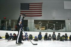 Try Hockey for Free Day Renton, WA #Kids #Events