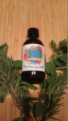 Herban Mother Pure Therapy Elixir Powerful skin enhancing essential oils and b Tattoo Care, Reverse Aging, Apricot Kernels, Hemp Seeds, Oils For Skin, Calendula, Tea Tree Oil, Jojoba Oil, Lavender Tea