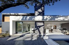 Main Stay House by Matt Fajkus Architecture | Photography: Charles Davis Smith