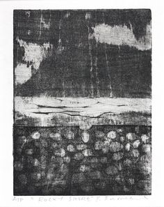 Category: Sumi Landscape on Paul Furneaux: printmaking artist Section Drawing, Japanese Watercolor, Sumi Ink, Rocky Shore, Types Of Animals, Japanese Paper, Woodblock Print, Artist At Work, Art Blog