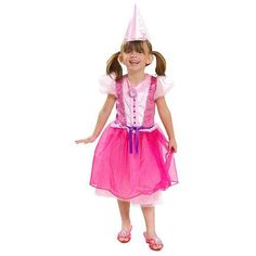 Pinkalicious Medieval Princess Dress up Costume Gown . $54.99