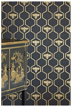 Barneby Gates: Quintessentially English Wallpaper — Store Profile | Apartment Therapy