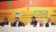 Fourth India Africa Hydrocarbons Conference begins in New Delhi - http://www.sharegk.com/curent-affairs/actandbill/2592/ #gk #GeneralKnowledge #Quiz #Awareness #InterviewQuestion  #EntranceExam #OnlineTest #Aptitude #BankExam #GovtExam