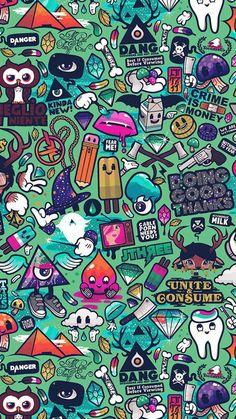 art-work-pattern-illustration-graffiti-green iphone 6 plus wallpaper Graffiti Wallpaper Iphone, Teen Wallpaper, Hype Wallpaper, Pop Art Wallpaper, Galaxy Wallpaper, Bape Wallpaper Iphone, Mobile Wallpaper, Graffiti Doodles, Graffiti Cartoons