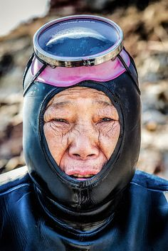 """""""These women divers are carrying on a Korean legacy and will be the last of their kind."""""""