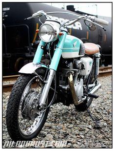 1969 Honda CB350
