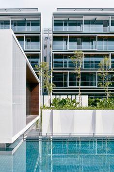 Seletar Park Residence / SCDA Architects / Soo K. Chan /Singapore