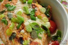 Receita de Peixe cozido - Comida e Receitas