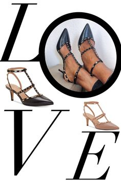 I found those elegant rockstud pumps at Macy's very similar to Valentino's sought-after styles but much way cheaper and above all, in my size 12. #rockstudheels #rockstudpumps #kittenheels #tallfashion #size12shoes #extendedsizes #tallwomenshoes #tallfashionblog #largesizeshoes #chaussuresgrandestailles
