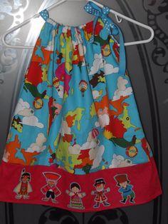 Epcot Dress