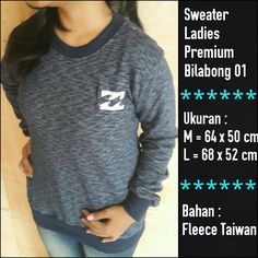 Sweater Ladies Premium Bilabong 01 Navy || Menyerupai Original, lambang Bordir, Bahan halus dan berbulu seperti ori, Resleting sesuai merk, dan nyaman dipakai || Ukuran M dan L || Minat?? Telp/WA: 085842323238 || BBM: 5B0B3B3D