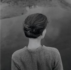 Emmet Gowin, Edith, Chincoteague Island, Virginia, 1967