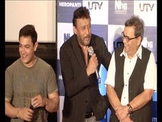 Jackie Shroff gives FUNNY WITTY REPLIES to press and media's questions.