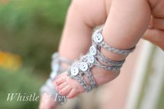 Baby gladiator sandals