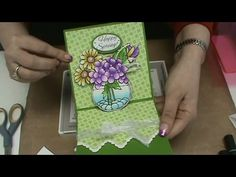 #115 Do's & Don't with NEW Chameleon Pens & Stampendous Dies with Sizzix by Scrapbooking Made Simple - YouTube