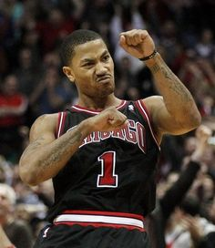 Chicago Bulls' - Derrick Rose
