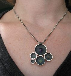 Bubble Necklace by Ashley Jewellery
