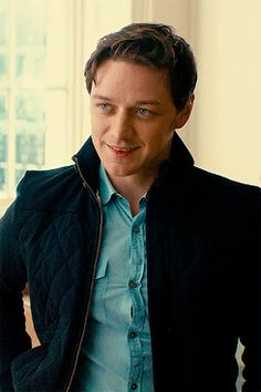 Smitten with James McAvoy