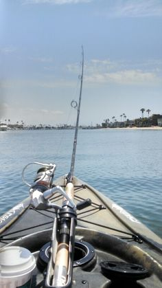 Kayaking destinations on pinterest kayak fishing for Seal beach fishing