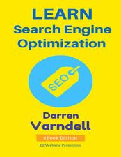 Buy Learn Search Engine Optimization: Beginners Guide to SEO by Darren Varndell and Read this Book on Kobo's Free Apps. Discover Kobo's Vast Collection of Ebooks and Audiobooks Today - Over 4 Million Titles! Internet Marketing Seo, Seo Marketing, Seo Techniques, Words To Use, Seo Tips, Search Engine Optimization, Learn To Read, Promotion, Engineering