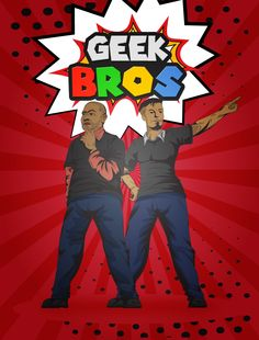 """May The 4th Be With You   """"GEEK BROS"""""""