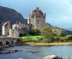 Scottish Castles - Eilean Donan Castle