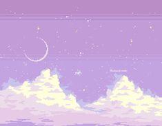 Light Purple Wallpaper, Pastel Wallpaper, Kawaii Wallpaper, Wallpaper Backgrounds, Aesthetic Desktop Wallpaper, Laptop Wallpaper, Aesthetic Backgrounds, Night Aesthetic, Purple Aesthetic