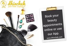 Our handpicked listing of best beauty parlour will make you WANT to go for an appointment right now. Take a look – install our app at https://play.google.com/store/apps/details?id=com.dhinchek.user or visit website at www.dhinchek.com #online #beauty #parlour #booking #spa #salons #appointment