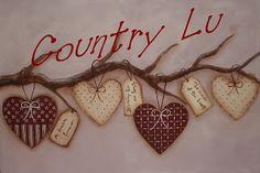 Country Lu by Lucia Guglielmi