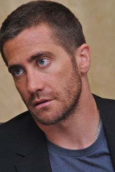 Jake Gyllenhaal at a press conference of the movie «Nightcrawler» during the film festival in Toronto. September, 2014.